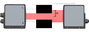 micrômetro laser PS