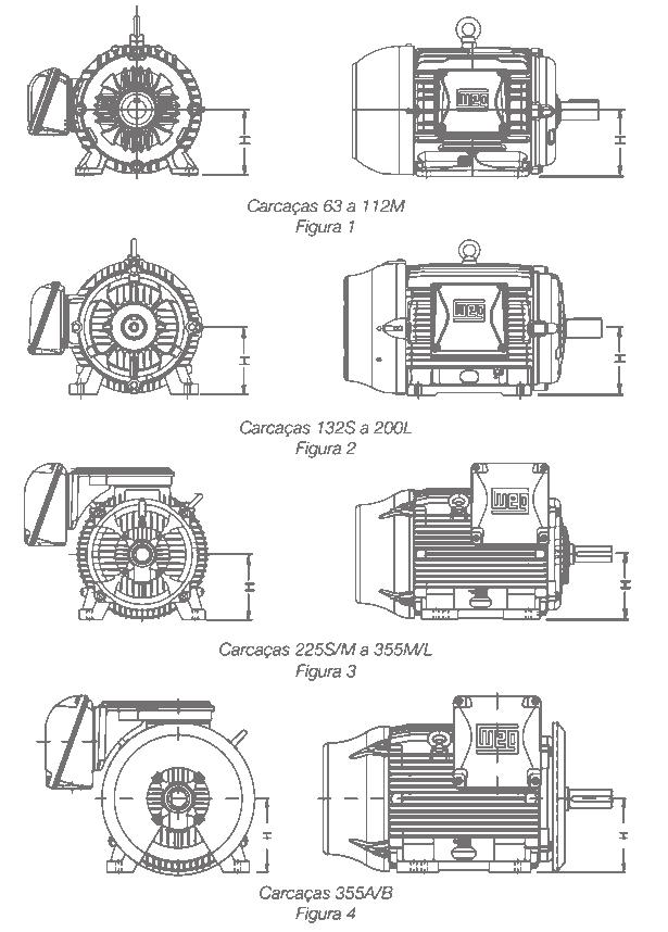 carcacas motor elétrico carcacas motor eletricocarcacas motor eletrico Motor Elétrico CA: Quais os tipos e como especificar?