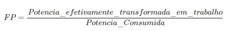 fator de potência fator de potência real fator de potencia fator de potencia real