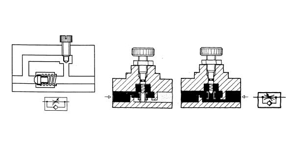 Válvulas Pneumáticas Controladora de Fluxo V  lvulas Pneumaticas Controladora de Fluxo 1