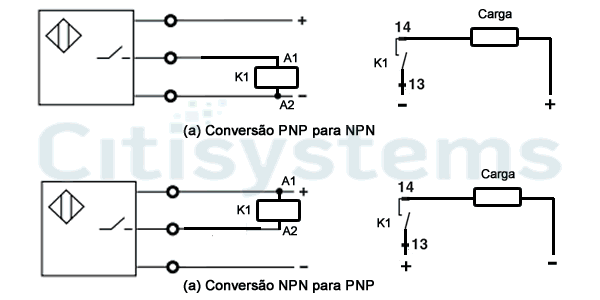 conversao pnp para npn rele conversao pnp para npn rele