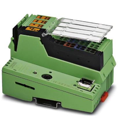 CLP Controlador ECO ILC 131 ETH Phoenix Contact 2700973 CLP Controlador ECO ILC 131 ETH Phoenix Contact 2700973