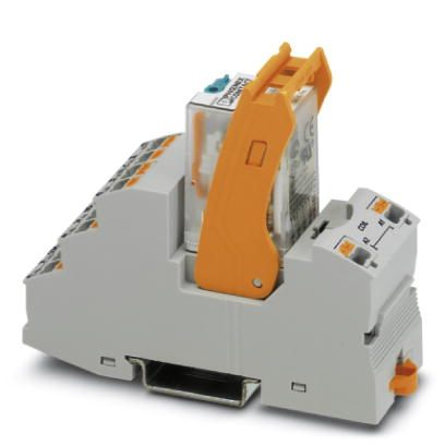 Rele de Interface RIF-2-RPT-LDP-24DC/4x21 Phoenix-Contact-2903308