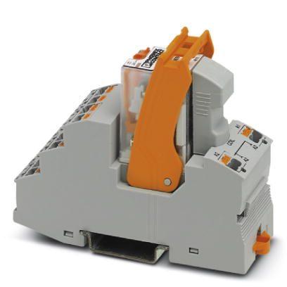 Rele de Interface RIF-2-RPT-LV-24AC/4x21 Phoenix-Contact-2903306