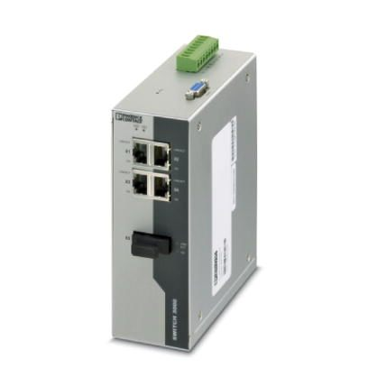 Switch-Industrial-Gerenciável-FL-SWITCH-3004T-FX-Phoenix-Contact-2891033.jpg Switch Industrial Gerenci  vel FL SWITCH 3004T FX Phoenix Contact 2891033