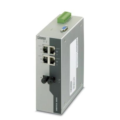 Switch-Industrial-Gerenciável-FL-SWITCH-3004T-FX-ST-Phoenix-Contact-2891034.jpg Switch Industrial Gerenci  vel FL SWITCH 3004T FX ST Phoenix Contact 2891034