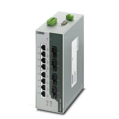 Switch-Industrial-Gerenciável-FL-SWITCH-4008T-2GT-4FX-SM-Phoenix-Contact-2891061.jpg Switch Industrial Gerenci  vel FL SWITCH 4008T 2GT 4FX SM Phoenix Contact 2891061
