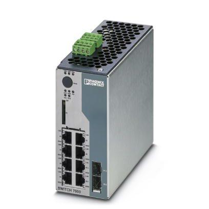 Switch-Industrial-Gerenciável-FL-SWITCH-7006-2GC-EIP-Phoenix-Contact-2701554.jpg Switch Industrial Gerenci  vel FL SWITCH 7006 2GC EIP Phoenix Contact 2701554