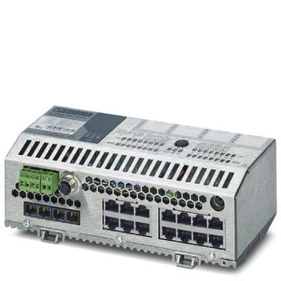 Switch-Industrial-Gerenciável-FL-SWITCH-SMCS-14TX-2FX-Phoenix-Contact-2700997.jpg Switch Industrial Gerenci  vel FL SWITCH SMCS 14TX 2FX Phoenix Contact 2700997
