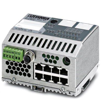 Switch-Industrial-Gerenciável-FL-SWITCH-SMCS-8TX-PN-Phoenix-Contact-2989103.jpg Switch Industrial Gerenci  vel FL SWITCH SMCS 8TX PN Phoenix Contact 2989103