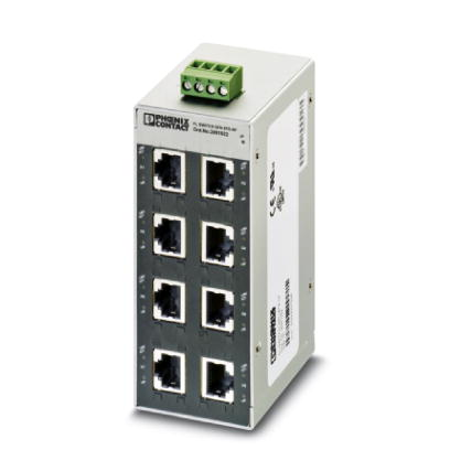 Switch-Industrial-Não-Gerenciável-FL-SWITCH-SFN-8TX-NF-Phoenix-Contact-2891022.jpg Switch Industrial N  o Gerenci  vel FL SWITCH SFN 8TX NF Phoenix Contact 2891022