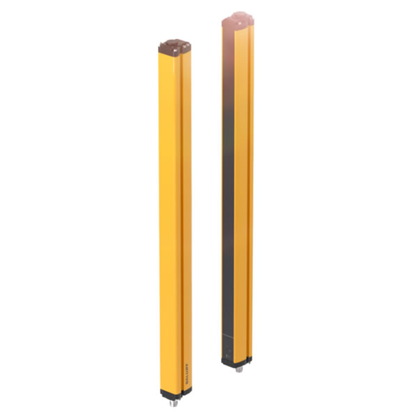 Cortina de luz proteção de Mão altura 1800 BLG0016 Balluff