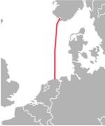 linha de transmissao corrente contínua noruega linha de transmissao corrente continua noruega