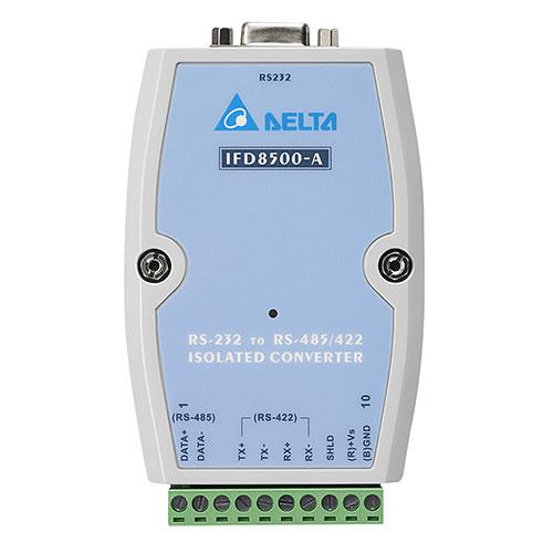 Conversor Serial Modbus Delta de RS232 para RS485-IFD8500