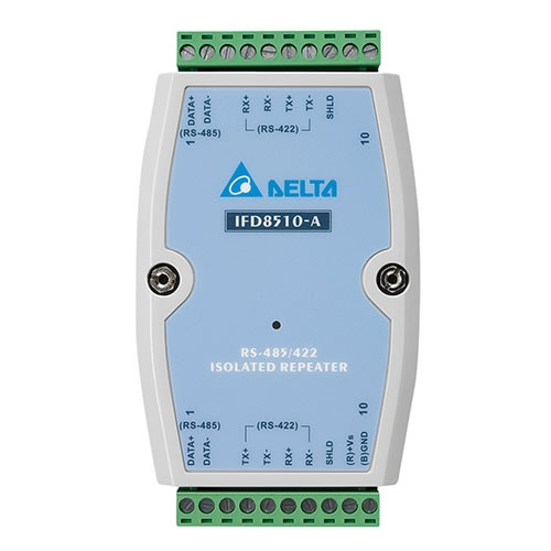 Conversor Serial Modbus Delta de RS422 para RS485-IFD8510 Conversor Serial Modbus Delta de RS422 para RS485 IFD8510 500x500