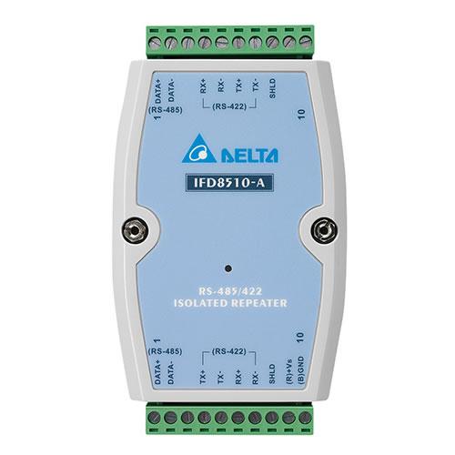 Conversor Serial Modbus Delta de RS422 para RS485-IFD8510