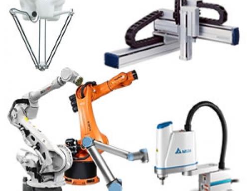Os 6 Principais Tipos de Robôs Industriais