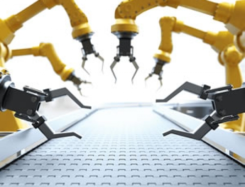 Robôs Industriais: Aumentando a Produtividade e Qualidade