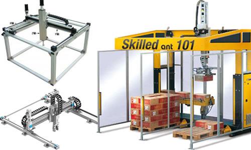 tipos de robôs robo cartesiano tipos de robos robo cartesianotipos de robos robo cartesiano Os 6 Principais Tipos de Robôs Industriais