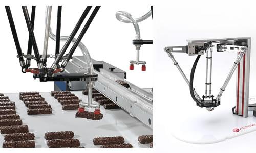 tipos de robôs robô delta tipos de robos robo delta