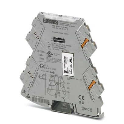 Chave de Valor Limite MINI MCR-2-UI-REL Conexão Parafuso Phoenix Contact - 2902033