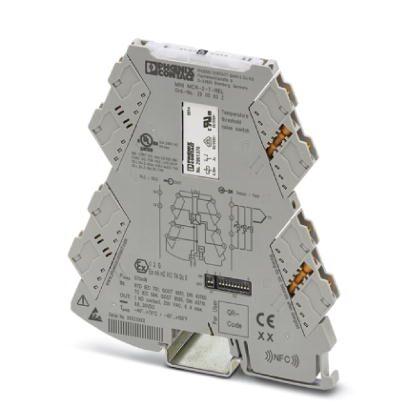 Chave de Valor Limite MINI MCR-2-T-REL Conexão Parafuso Phoenix Contact - 2905632 Chave de Valor Limite Parafuso Phoenix Contact 2905632