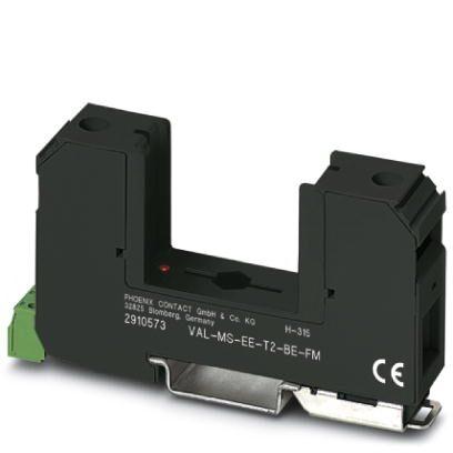 Protetor de Surto Tipo II 1 Fase TN-C (PE e N Junto) Phoenix Contact-2910573.jpg