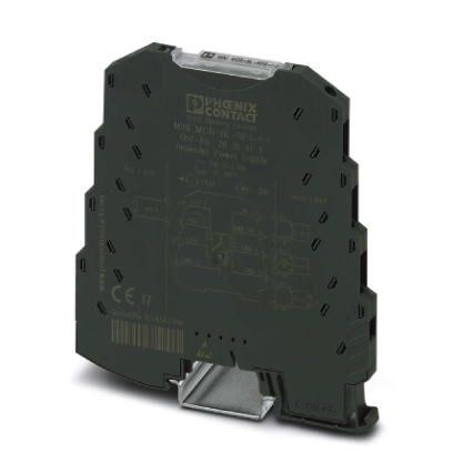 Repetidor ou Isolador de Sinal MINI MCR-BL-RPS-I-I Conexão Parafuso Phoenix Contact - 2810476