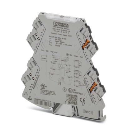 Repetidor ou Isolador de Sinal MINI MCR-2-RPSS-I-I Conexão Parafuso Phoenix Contact - 2902014 Repetidor ou Isolador de Sinal Parafuso Phoenix Contact 2902014Repetidor ou Isolador de Sinal Parafuso Phoenix Contact 2902014 Repetidor ou Isolador de Sinal MINI MCR-2-RPSS-I-I Conexão Parafuso Phoenix Contact – 2902014