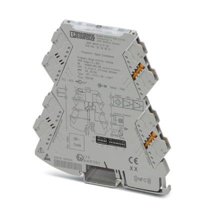 Transdutor de Frequência MINI MCR-2-F-UI Conexão Parafuso Phoenix Contact - 2902056
