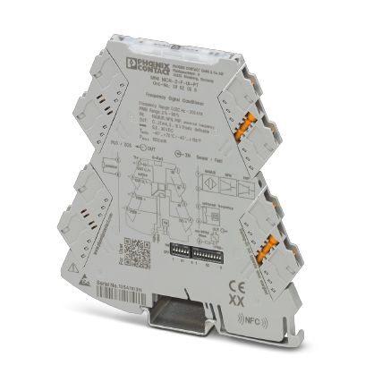 Transdutor de Frequência MINI MCR-2-F-UI-PT Conexão Push In Phoenix Contact - 2902058