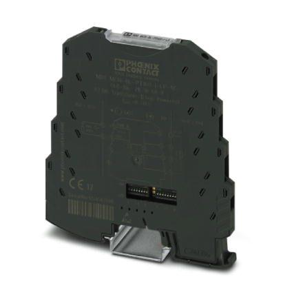 Transdutor de Temperatura MINI MCR-BL-PT100-I-LP-NC Conexão Parafuso Phoenix Contact - 2810609