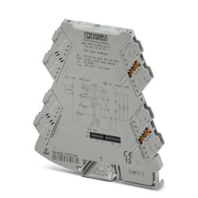 Transdutor de Temperatura MINI MCR-2-RTD-UI-PT Conexão Push In Phoenix Contact - 2902052