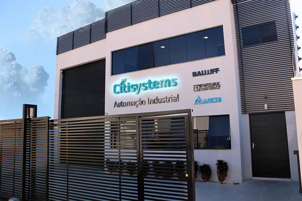 Fachada CitiSystemsFachada CitiSystems Citisystems : Automação Industrial